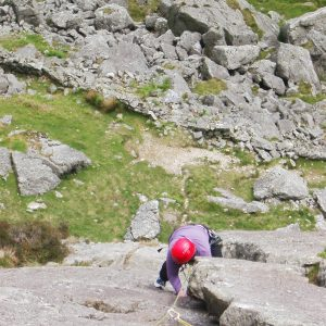 Beginners Rock Climbing Course in Snowdonia, North Wales