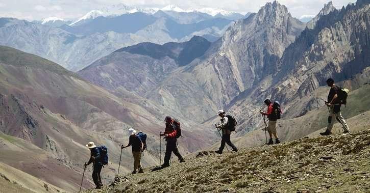 Trekking-Holidays