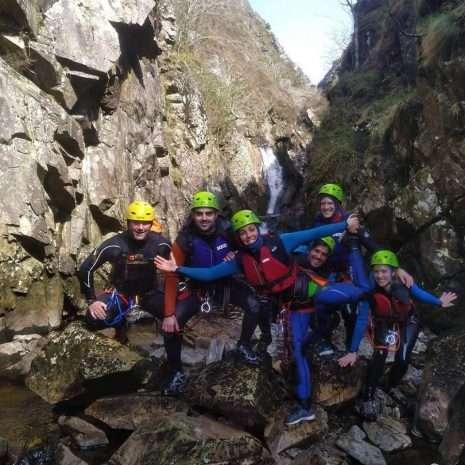 serenventures international canyon wales